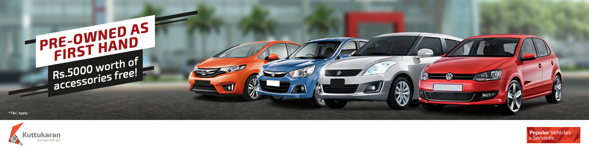Buy Used Cars in Kochi, Trivandrum, Calicut, Thrissur